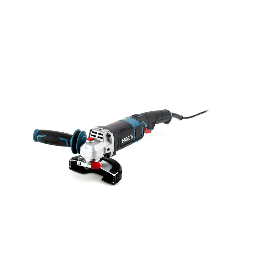 """ERBAUER 5"""" ANGLE GRINDER 1010W"""