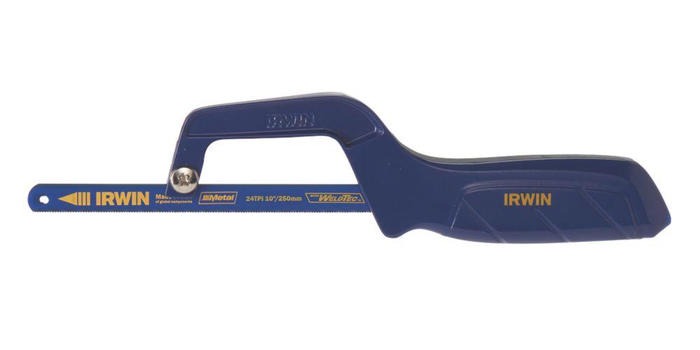 "Mini-scie à métaux Irwin 10"" (250mm)"