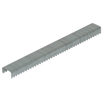 5000agrafes zinguées Easyfix6 x10,6mm