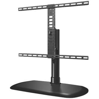 """Base pour téléviseur pivotante VuePoint de Sanus, hauteur et angle réglables 32-65"""""""