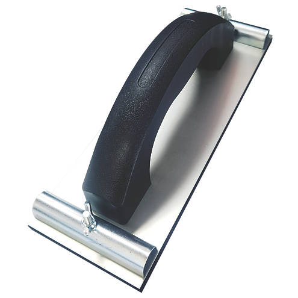 Ponceuse manuelle en aluminium240 x84mm
