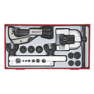 Kit d'outil d'évasement Teng Tools 10pièces