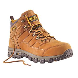 Chaussures de sécurité DeWalt Pro-Lite Comfort marron taille 44