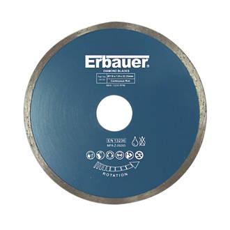 Disque diamant pour carrelage Erbauer 115 x 22,23mm
