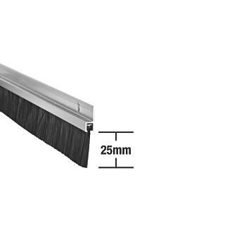 Joint à brosse robuste Stormguard en aluminium 0,91m
