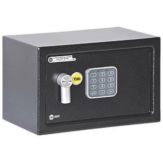 Coffre-fort avec alarme à combinaison électronique YEC/200/DB1 Yale 8,6L