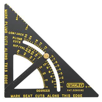 """Équerre de charpentier Stanley 6¾"""" (171mm)"""