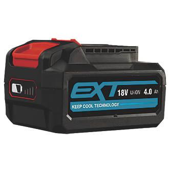 Batterie Erbauer EBAT18-Li-4 18V 4,0Ah Li-ion EXT