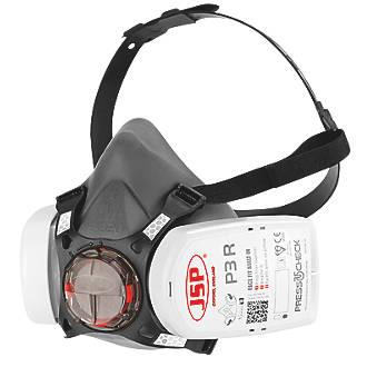 Appareil de protection respiratoire JSP Force8 avec filtres P3 testables par pression