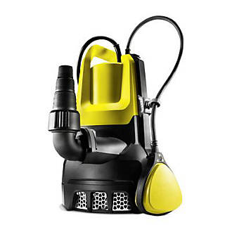 Pompe eau chargée Karcher SP7 Dirt inox
