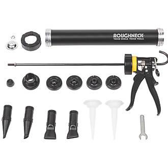 Kit de pistolet à mortier Roughneck
