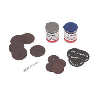 Assortiment d'accessoires pour disque à tronçonner Dremel 688, 69pièces