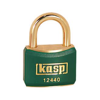 Cadenas de verrouillage Kasp vert20 x21mm