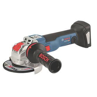 """Meuleuse d'angle sans fil sans charbon Bosch GWX18V-10C X-Lock 18V Li-ion CoolPack 5"""" - Sans batterie"""