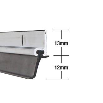 Lot de 5joints robustes pour encadrement de porte Stormguard en aluminium 1,02m