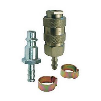 Kit de montage rapide MECAFER pour tuyau Ø 8 x 13 mm