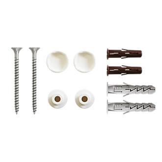 Kit de fixation pour sanitaires Rawlplug67-484 12pièces