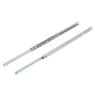 Lot de 2coulisses de tiroir en métal haute qualité Smith&Locke 310mm