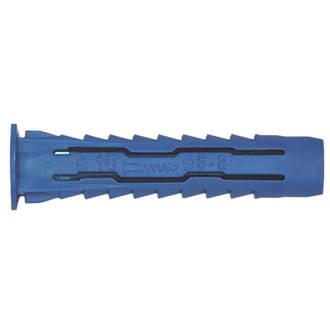 100chevilles Rawlplug Rawl-4-All 6mm