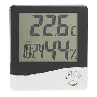 Thermomètre et hygromètre HTC-1
