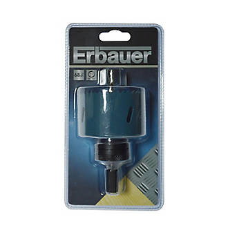 Trépan et foret Erbauer ø68 mm