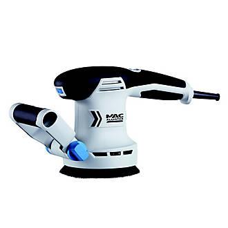 Ponceuse excentrique Mac Allister MSOS300 125mm, 300W