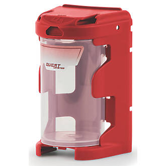 Casier modulable Q2 rouge
