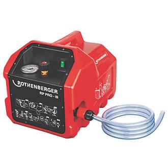 Pompe de test de pression électrique Rothenberger 110V