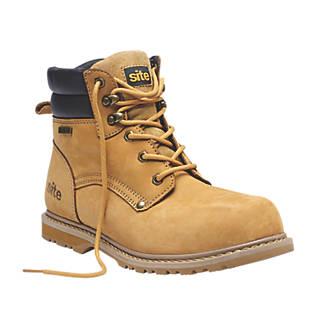 Chaussures de sécurité Site Savannah havane taille 46