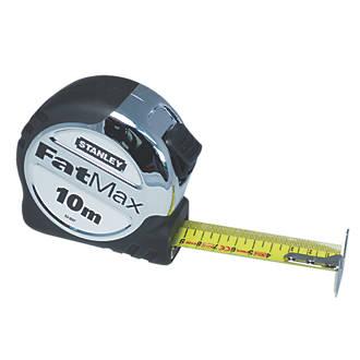 Mètre ruban 10m Stanley Fatmax