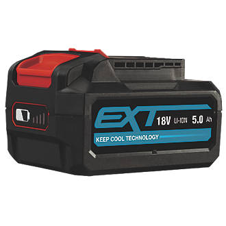 Batterie Erbauer EBAT18-Li-5 18V 5,0Ah Li-ion EXT