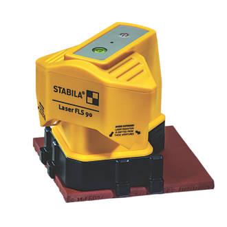 Niveau laser en croix pour sol à mise à niveau automatique rouge FLS90 Stabila