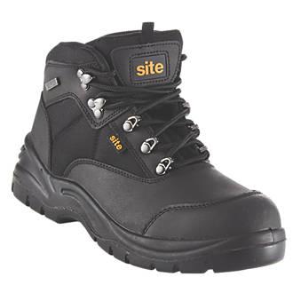 Chaussures de sécurité Site Onyx noires taille 47