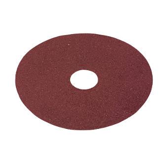 Disques fibre grain60 115 x 22,3mm, lot de 10