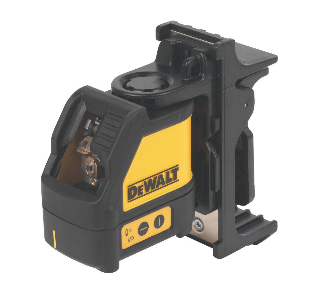 Niveau laser en croix à mise à niveau automatique DeWalt DW088K