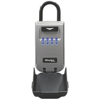 Boîte à clés étanche verrouillable par combinaison avec cadrans lumineux Master Lock