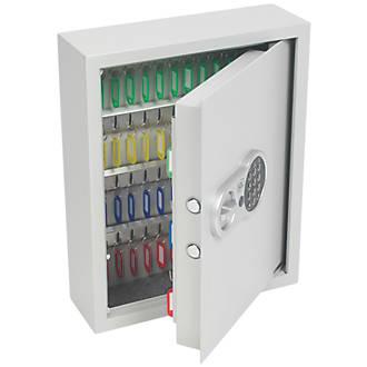 Armoire à clés coffre-fort à combinaison électronique à 71crochets Smith & Locke