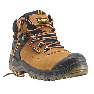 Chaussures de sécurité DeWalt Phoenix havane taille 47