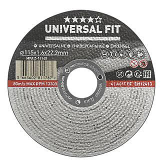 """Disque à tronçonner multi-matériaux 4½"""" (115mm) x 1,6 x 22,2mm"""