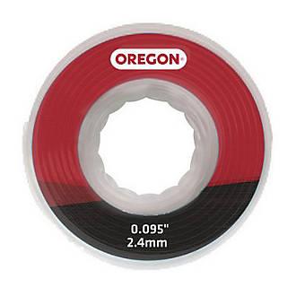 Fil de débroussailleuse Oregon Gator SL ø2,4 mm x3