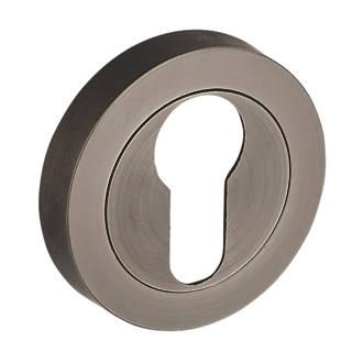 Écusson Euro (à l'unité) Smith&Locke gris perle 50mm