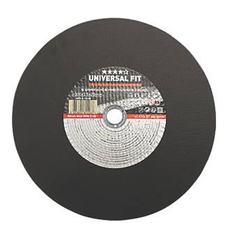 """Disque à tronçonner le métal 12"""" (300mm) x 3,5 x 20mm"""
