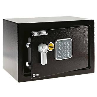 Coffre-fort avec alarme à combinaison électronique YEC/250/DB1 Yale 16,3L