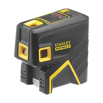 Niveau laser à lignes 5faisceaux rouges Stanley FatMax FMHT1-77413