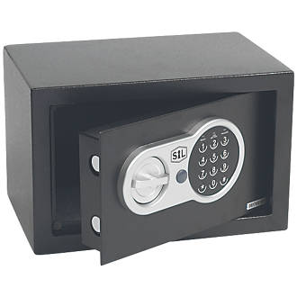 Coffre-fort à combinaison électronique Smith & Locke 20ET1030 8,5L