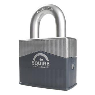 Cadenas résistant aux intempéries en acier trempé Warrior65 Squire 65mm
