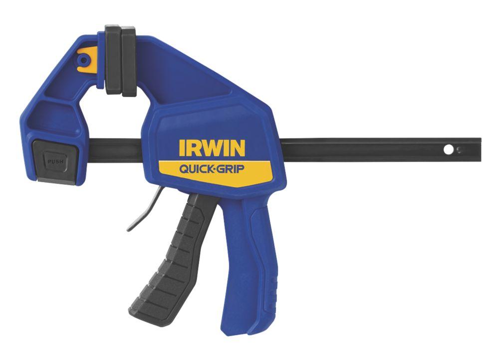 Serre-joint à coulisse à changement rapide Irwin Quick-Grip 152mm