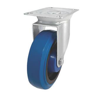Roulette pivotante à usage intensif 125mm