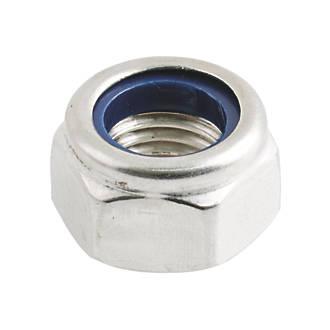 10contre-écrous en nylon et acier inoxydable A2 Easyfix M16