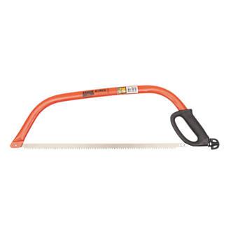 "Scie à bûches ergonomique Bahco 24"" (610mm)"